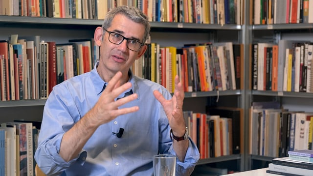 Interview: Edmund de Waal - Galerie Max Hetzler