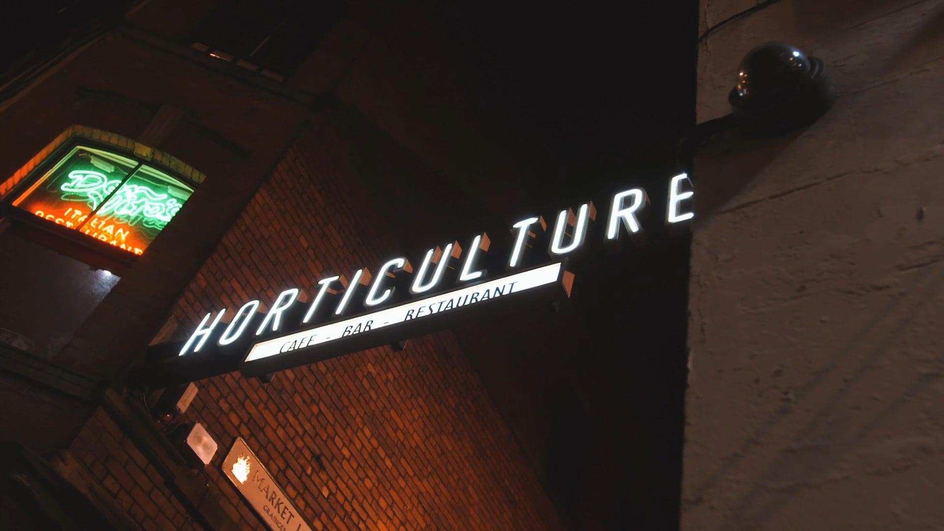 Horticulture Bar & Restaurant