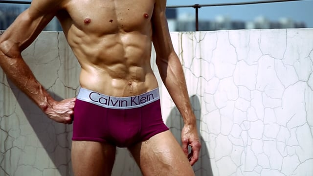 Benoit Gonzalez Underwear presentation video