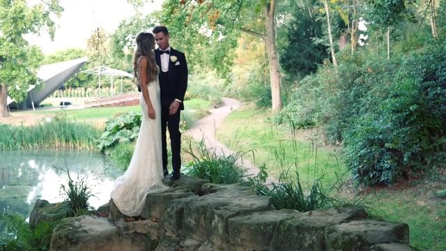Holly & Stuart's Hever Castle Wedding Highlights