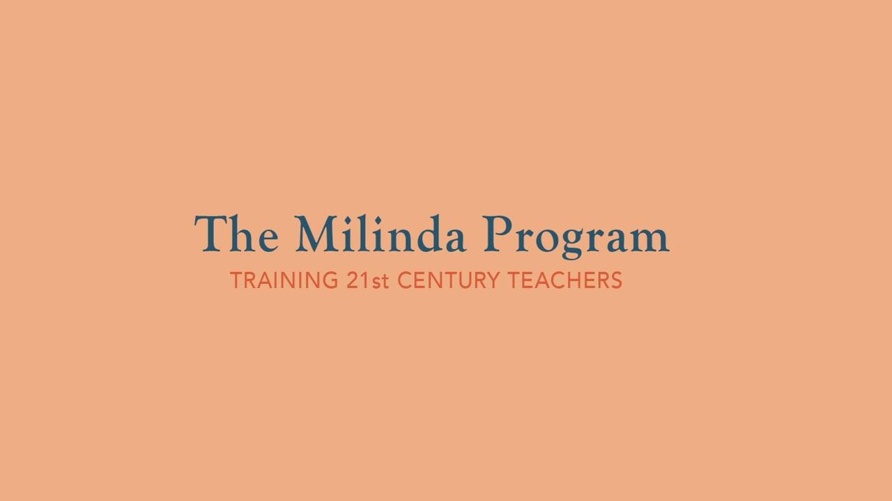 The Milinda Project