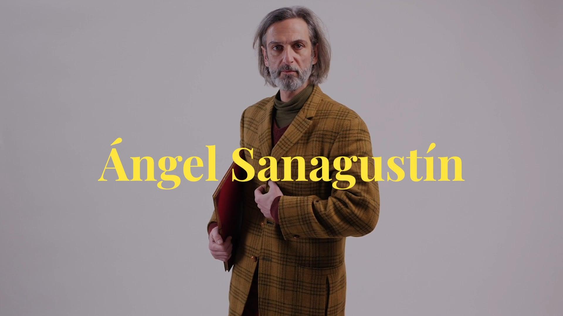 VDVET - Belén Cuesta habla de Ángel Sanagustín