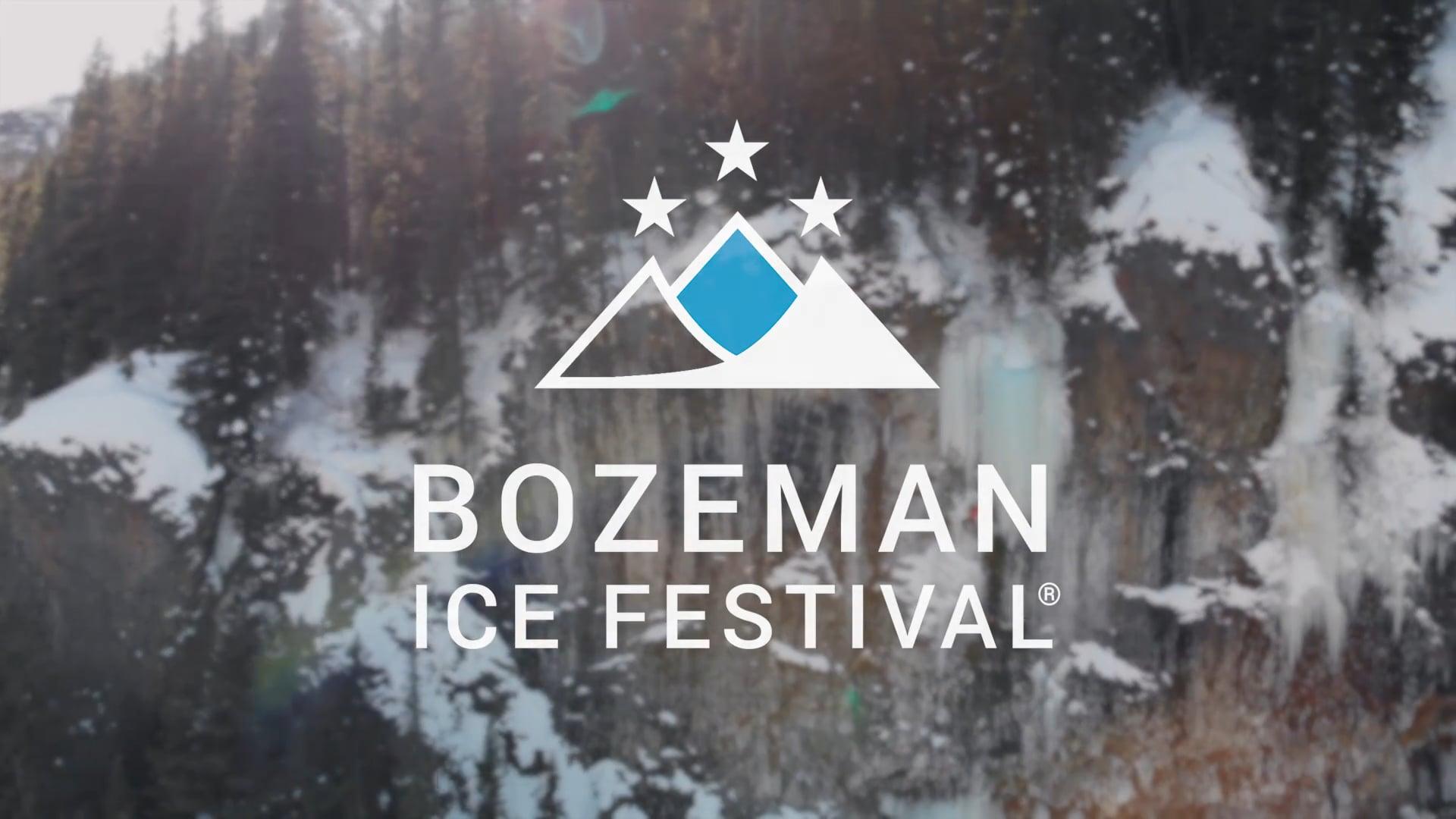Bozeman Ice Fest Promo