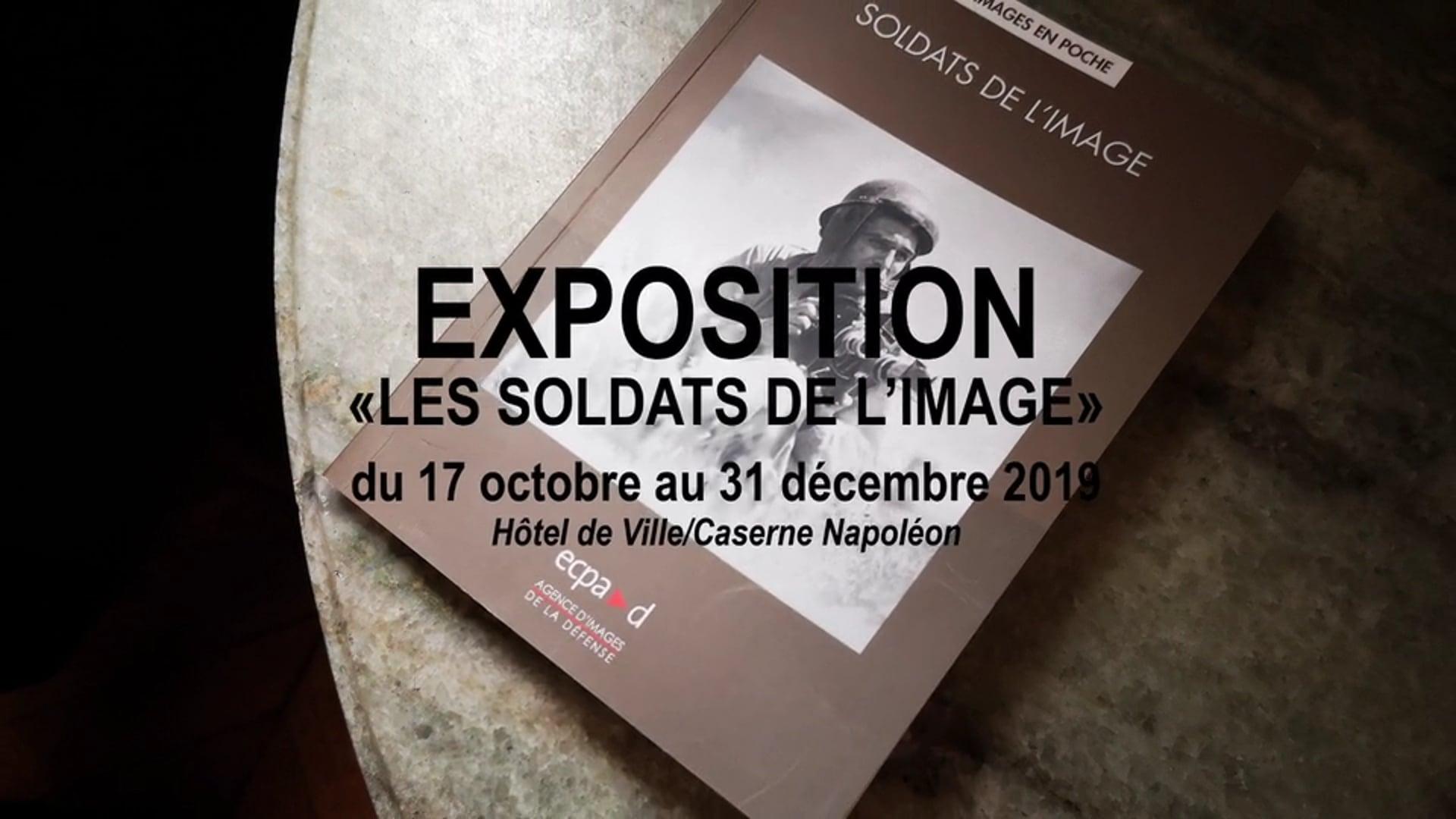 Exposition Soldats de l'Image
