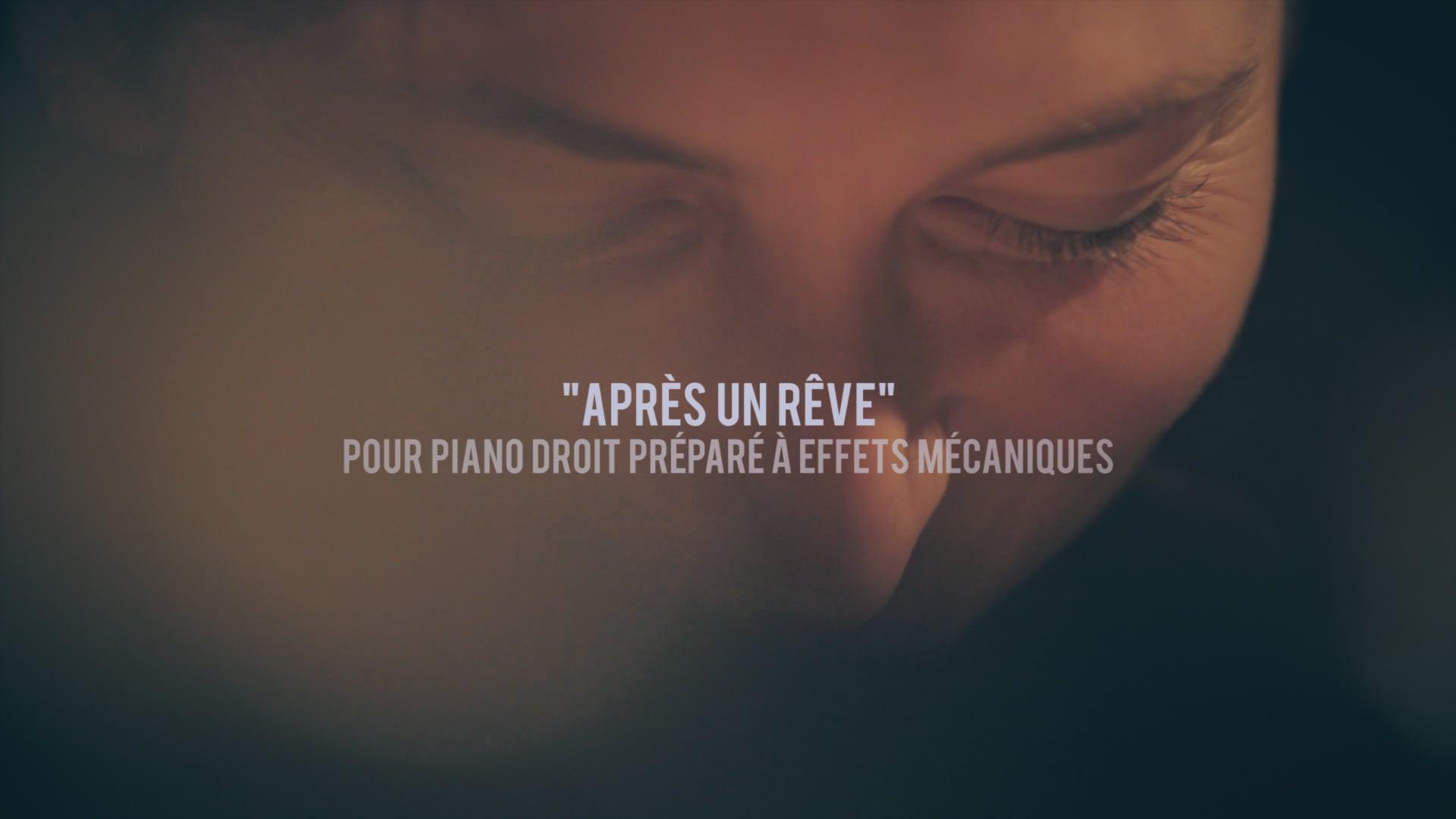 """Eve Risser - """"Après un rêve"""" - teaser"""