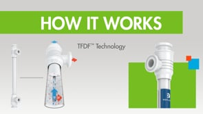How it Works: TFDF™ (Tangential Flow Depth Filtration) Technology