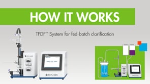 How it Works: TFDF (Tangential Flow Depth Filtration) for Fed-Batch clarification