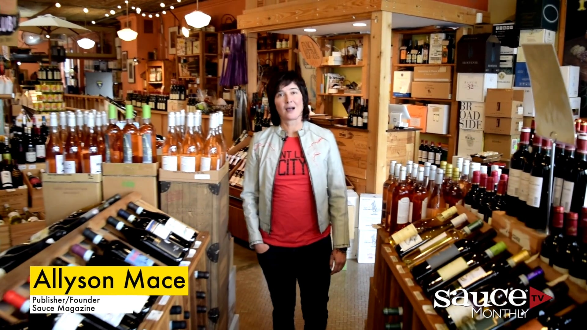 SauceTV explores The Chocolate Pig, The Delmar Loop and Known & Grown STL
