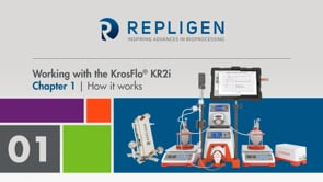 Tutorial: Working with the KrosFlo® KR2i | Chapter 1