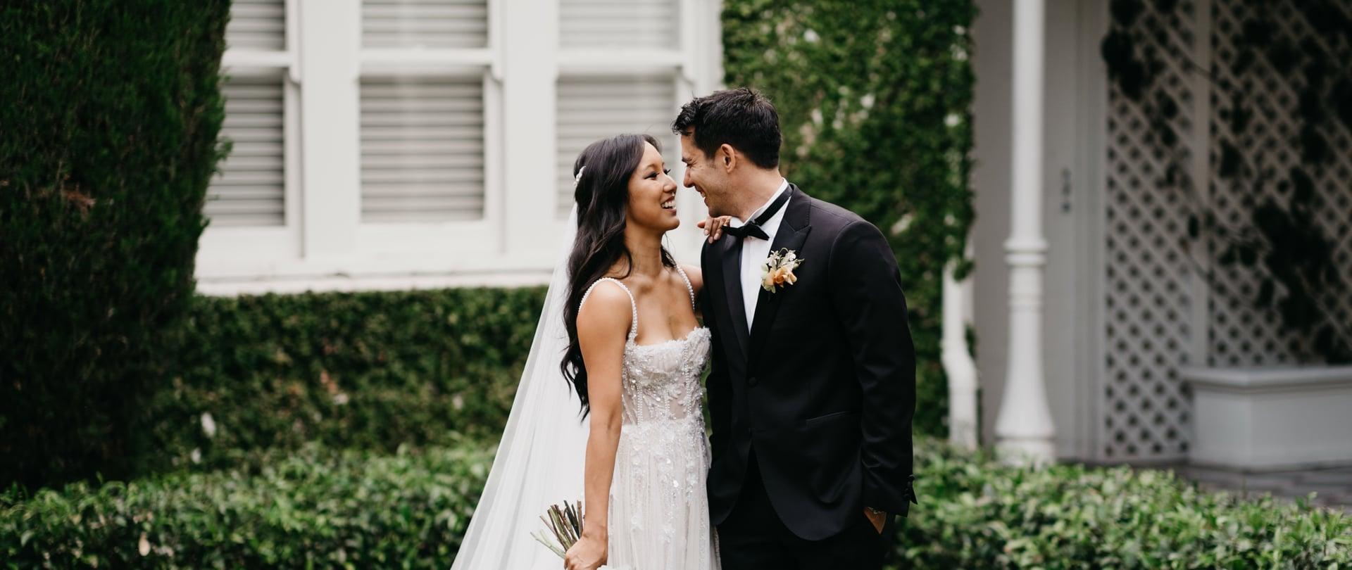 Sarah & Nic Wedding Video Filmed at Melbourne, Victoria