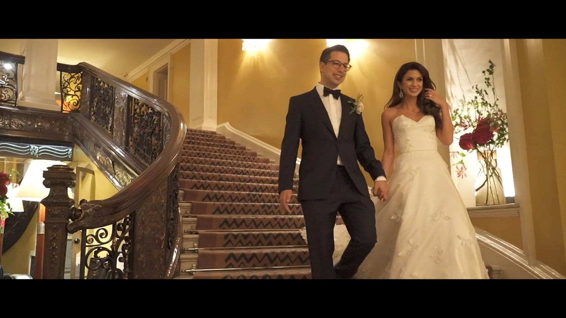 Beautiful Armenian Wedding at Claridges Hotel // Madeleine & James