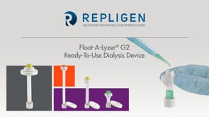 Float-A-Lyzer G2 Dialysis Device