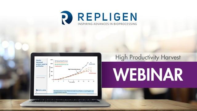 Webinar: High Productivity Harvest
