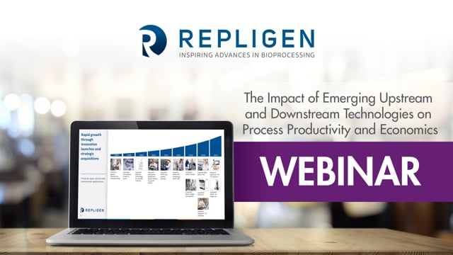 Webinar: The Impact of Emerging Upstream and Downstream Technologies on Process Productivity and Economics