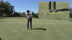 Meter Stick Distance Control - Putting