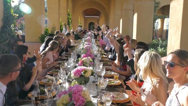Maria + Kyle Wedding Highlights Teaser - Historic Santa Fe Basilica Cathedral Chapel - La Mesita Ranch Vineyard Estate - NM