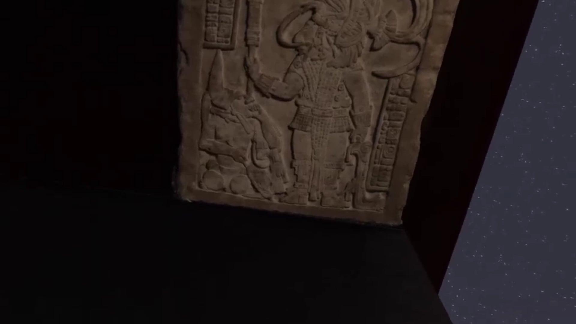 The Yaxchilán Lintels - Early Teaser