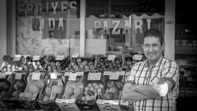 AHMET - Obst und Gemüse