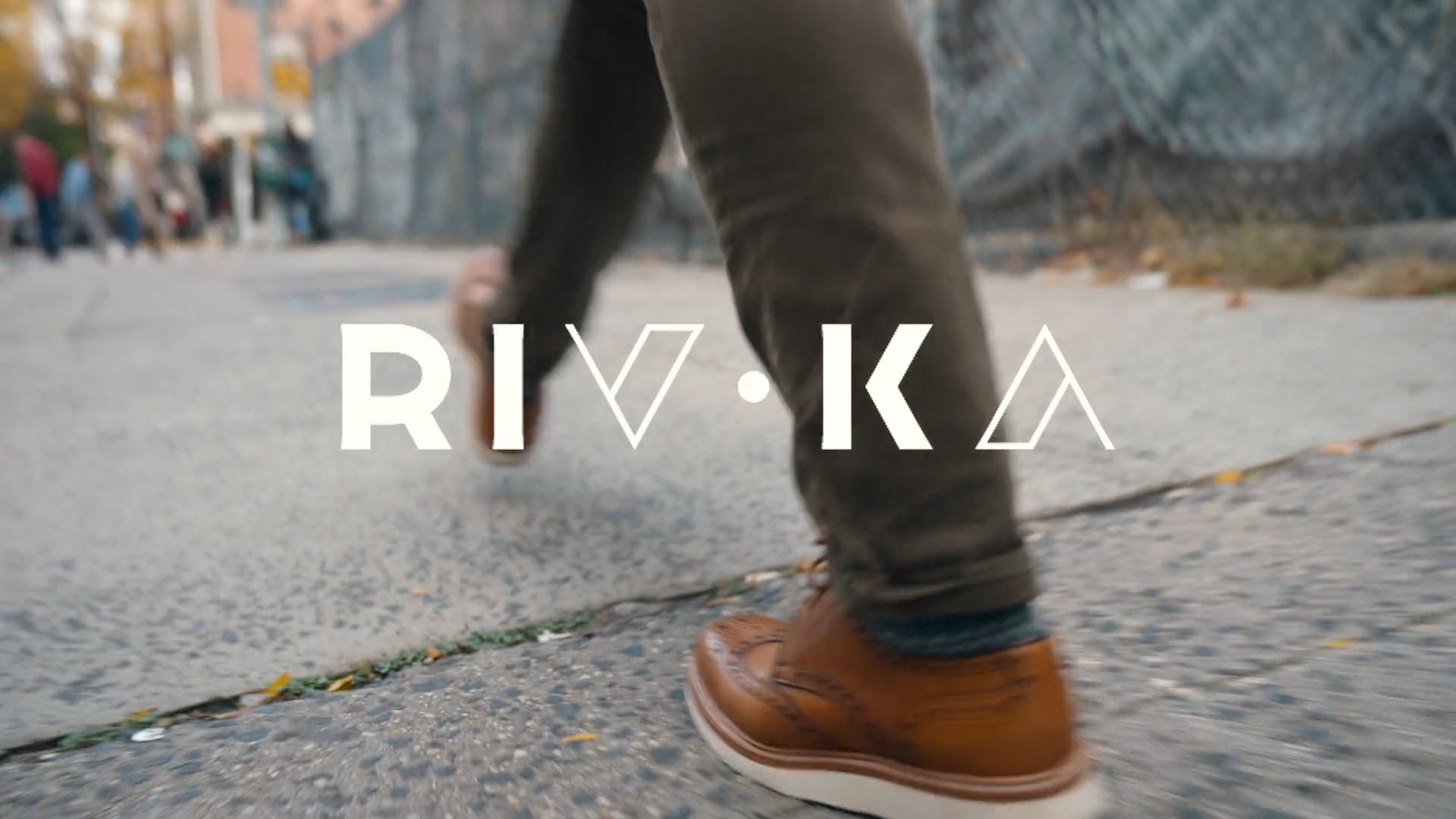 RIVKA Shoes Commercial - Part I