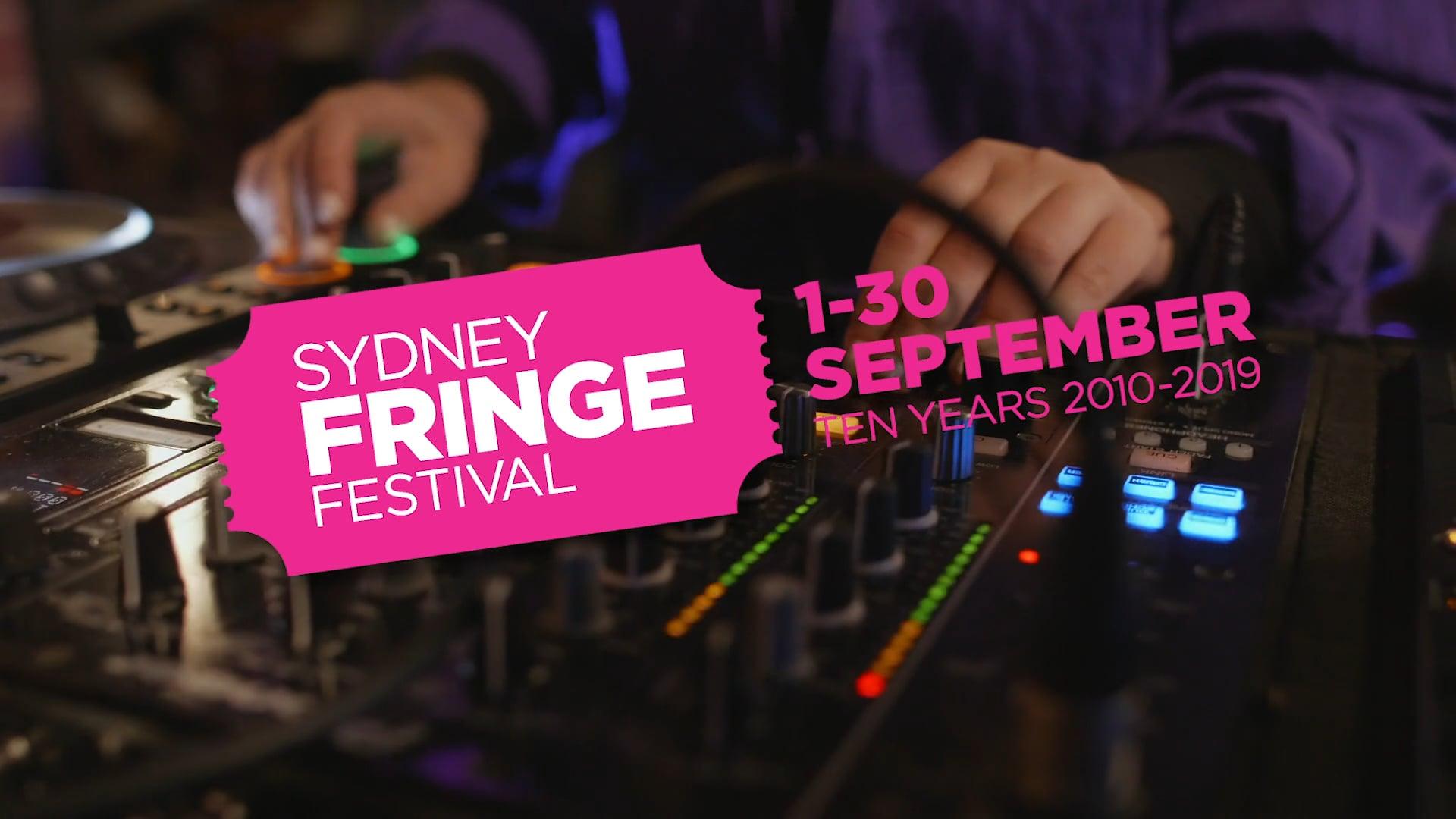 Sydney Fringe 2019