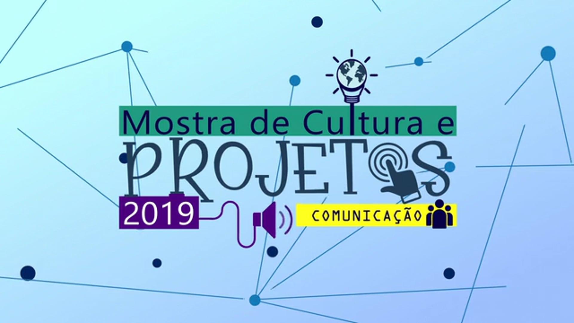MOSTRA DE PROJETOS ARNALDO FUNCIONÁRIOS 2019 (INTRODUÇÃO)