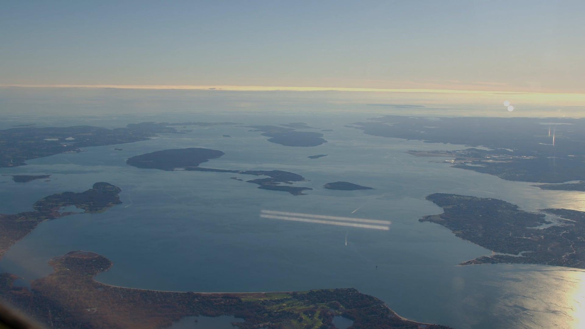 Flight to Nantucket- Z Cam e2