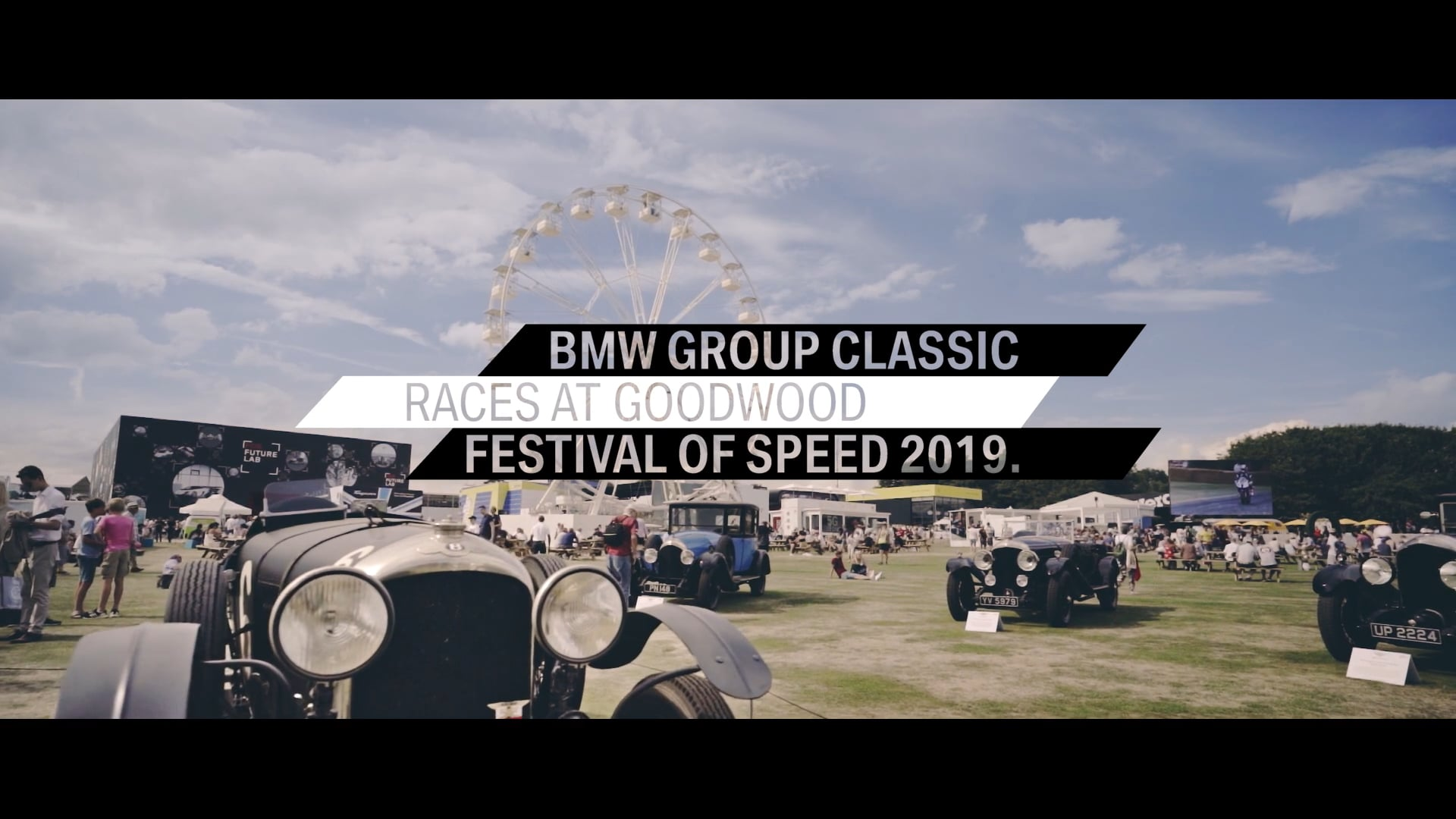Our Passion. Our Adventures. Goodwood Festival of Speed.