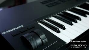 NI Komplete Kontrol S61 - najlepsza klawiatura?