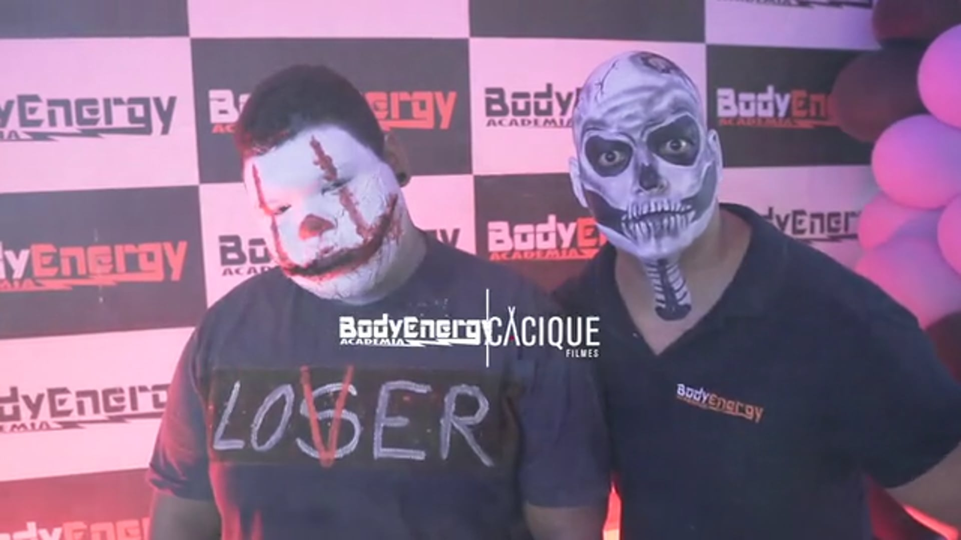 Halloween 2019 - Academia Body Energy
