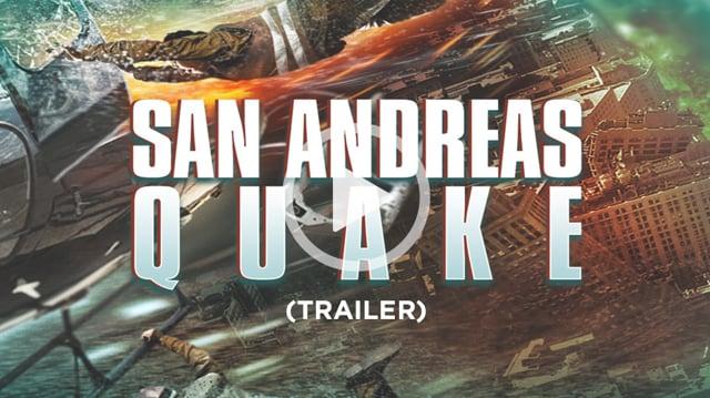 San Andreas Quake Trailer