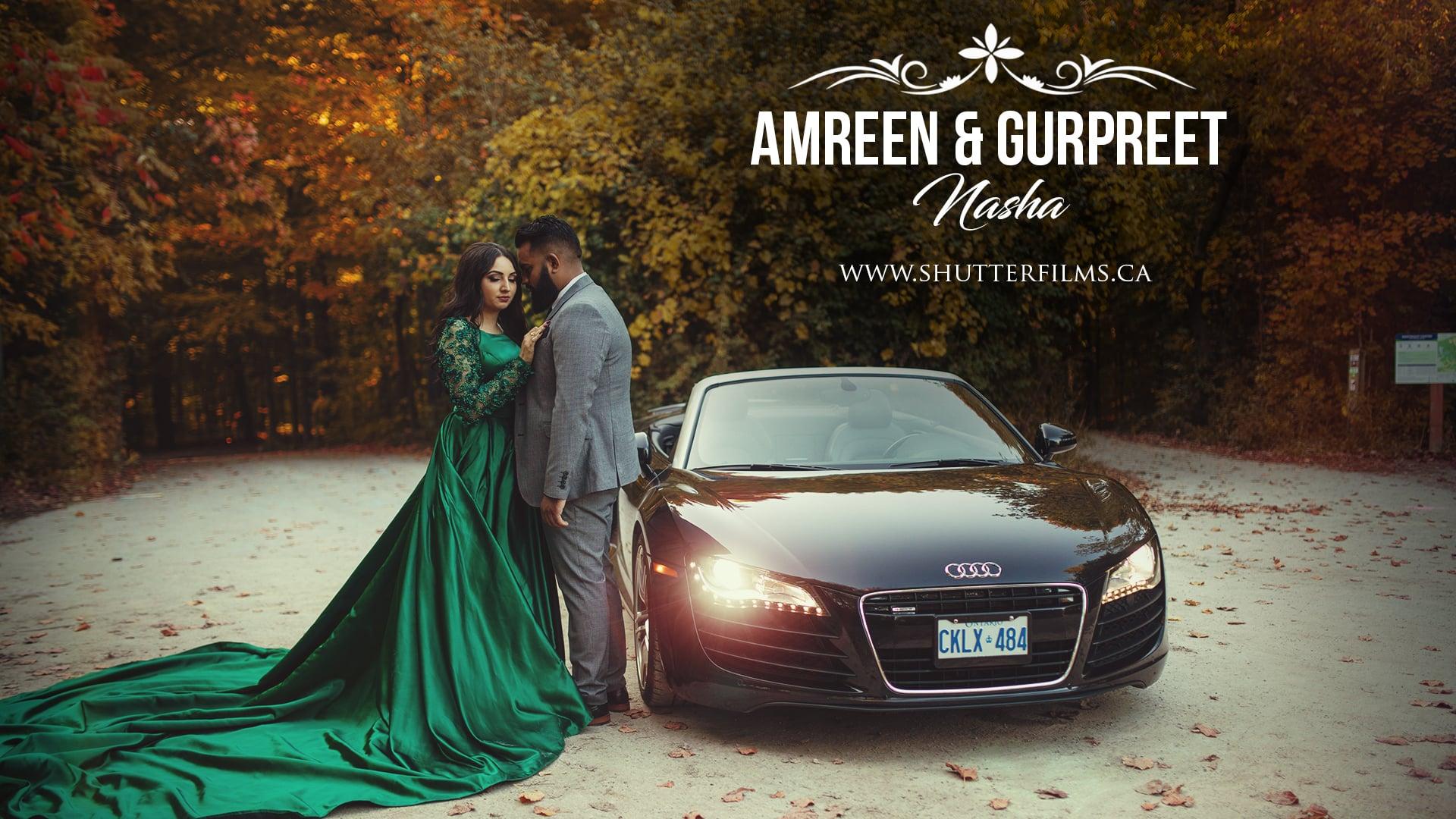 Amreen + Gurpreet   Nasha