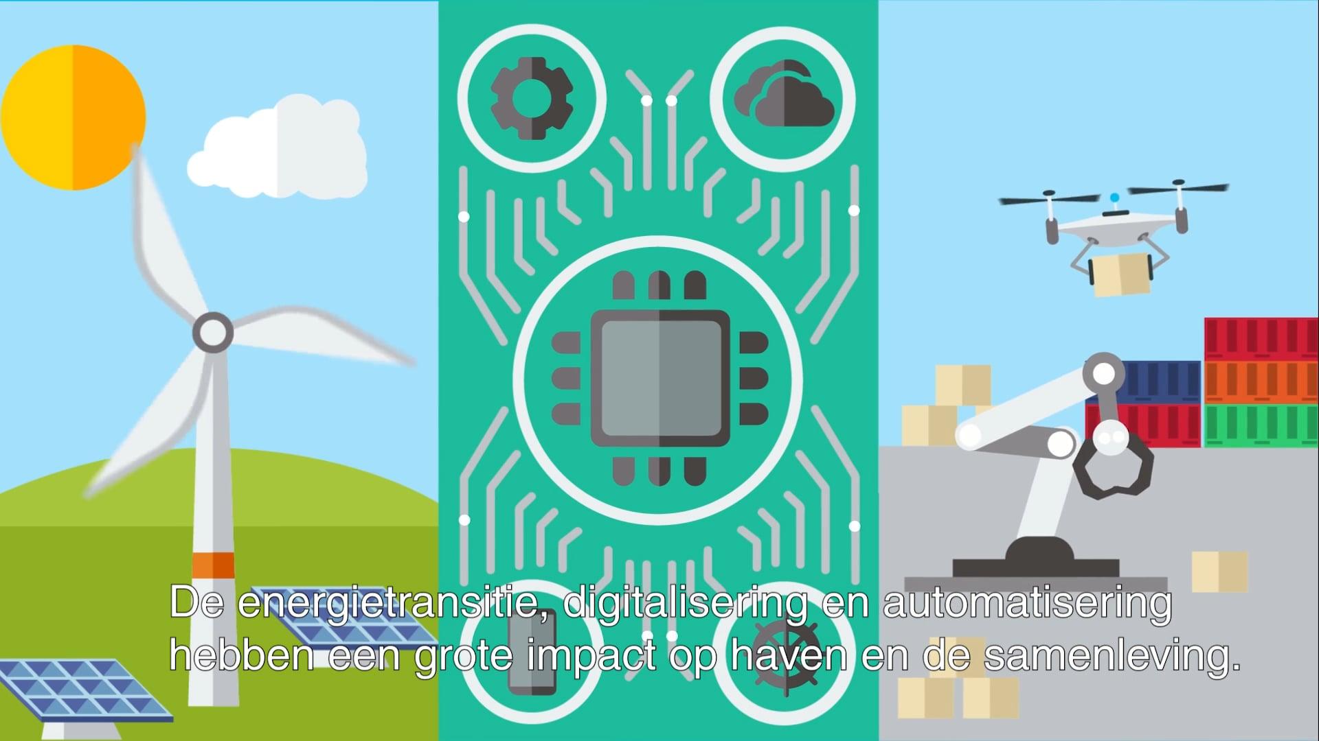 ROTTERDAMS HAVENBEDRIJF | SmartPort Summit 2019