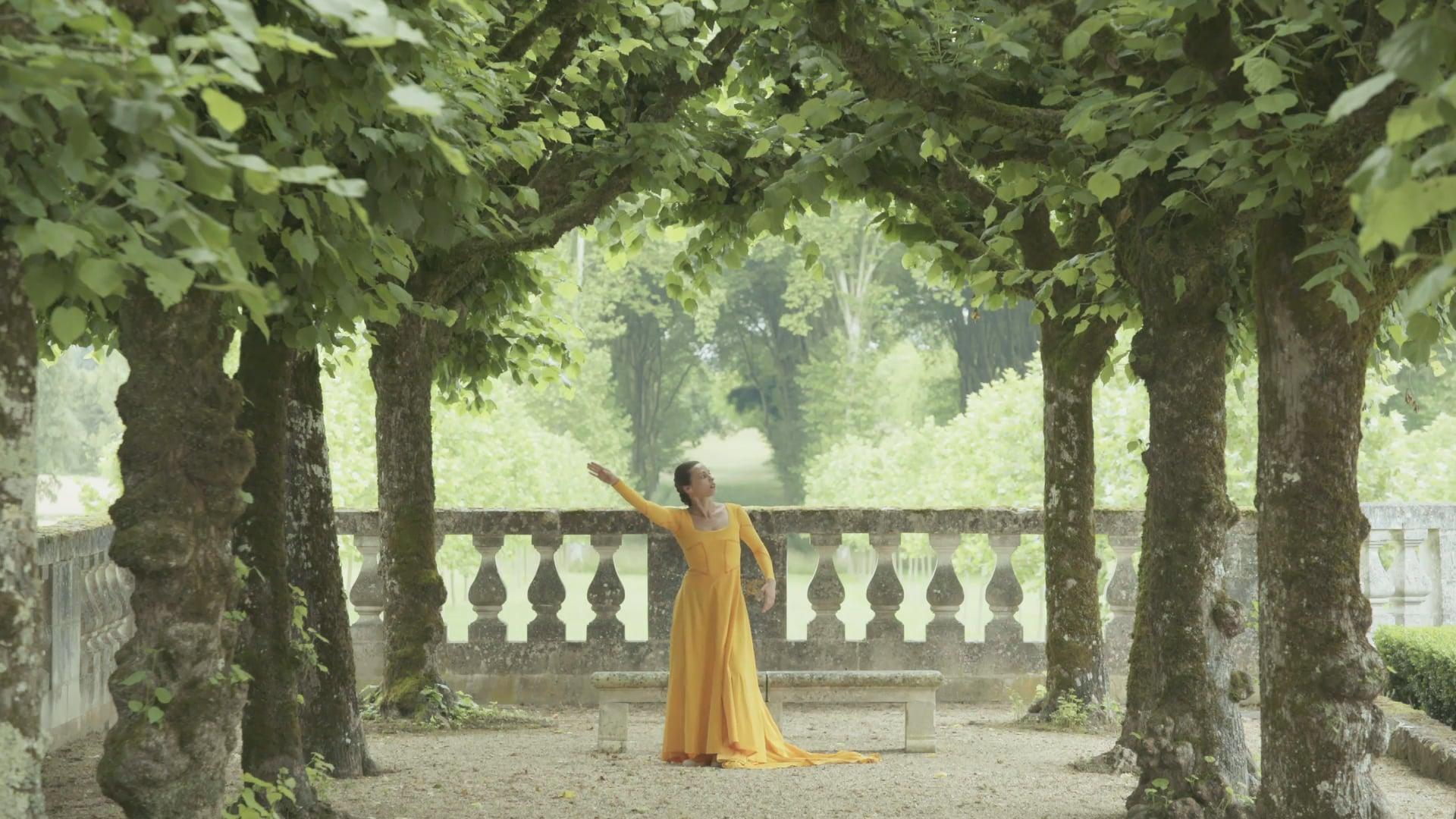 Fata morgana filmé au Château de Bouges