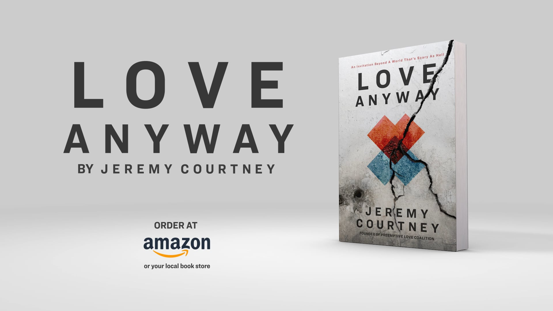 Love Anyway Book Trailer