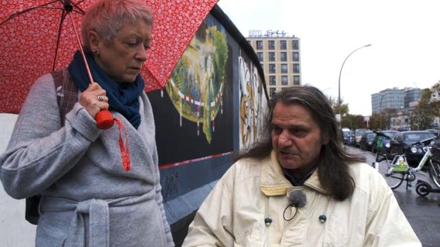 Christine Maclean im Gespräch mit Dave Monty