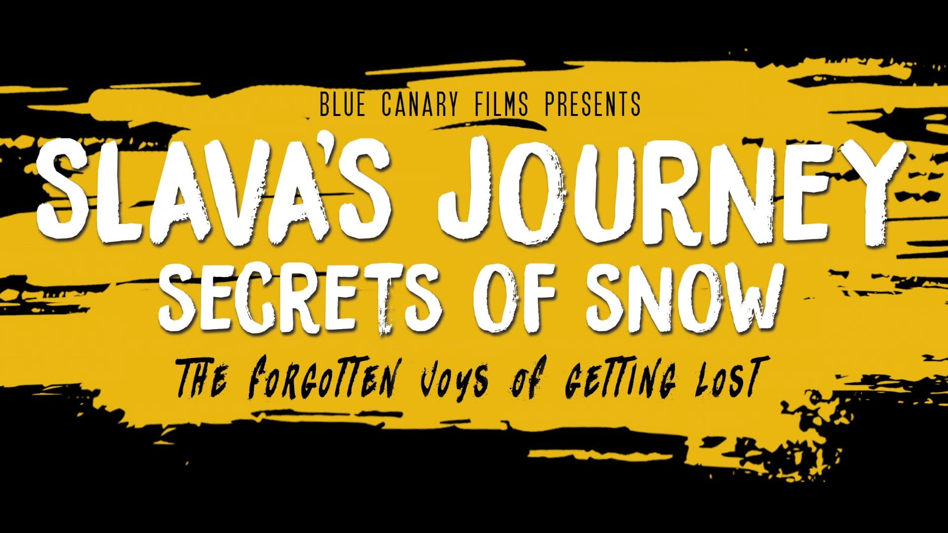 1 Slava's Journey Trailer with Helena Bonham Carter narration