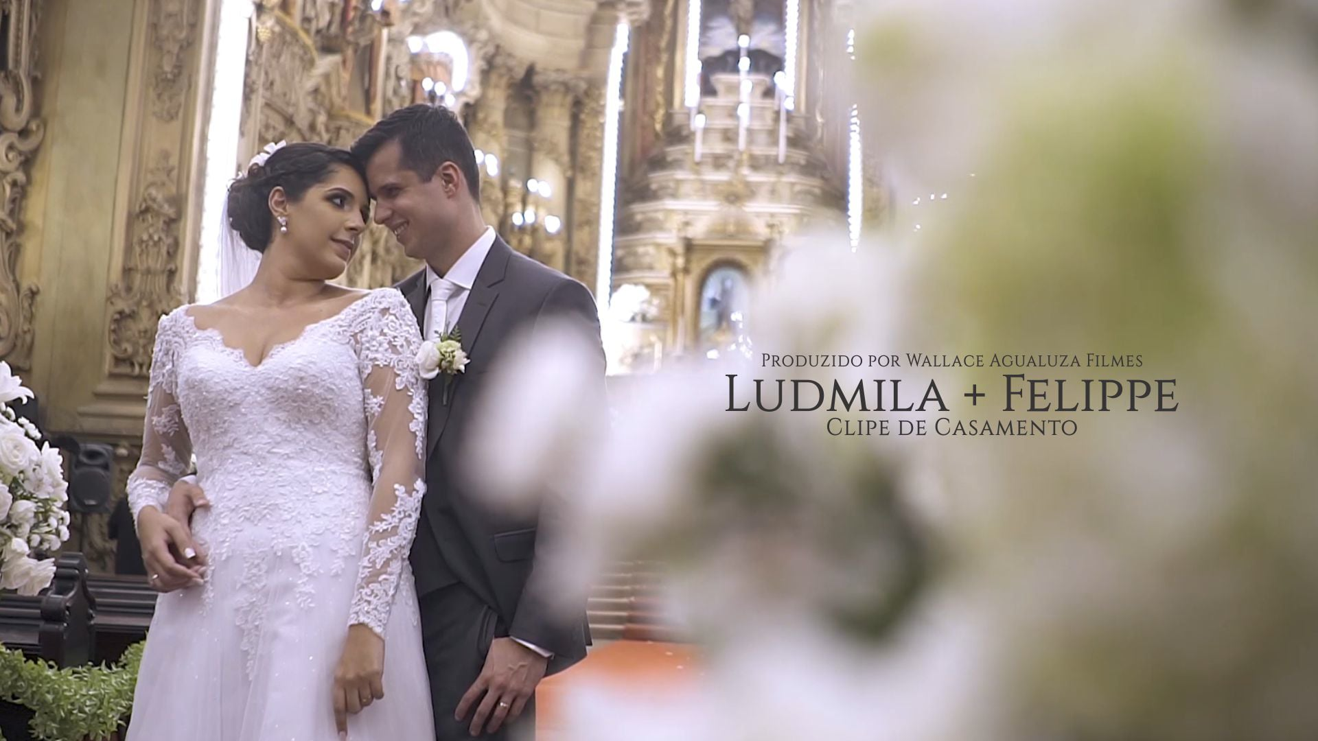Ludmila e Felippe | Clipe de Casamento