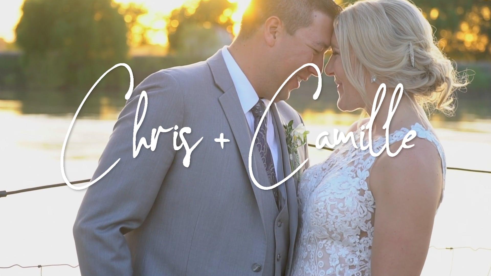 Chris + Camille | Wedding Highlight