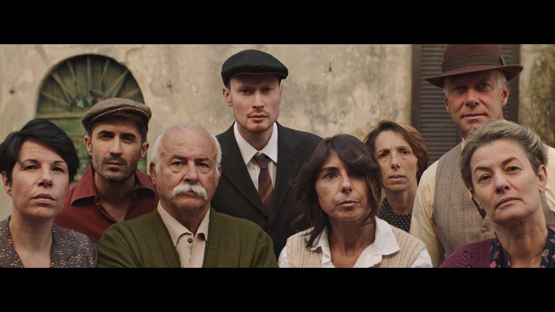 La Tela e la Maschera - Trailer - Short Film