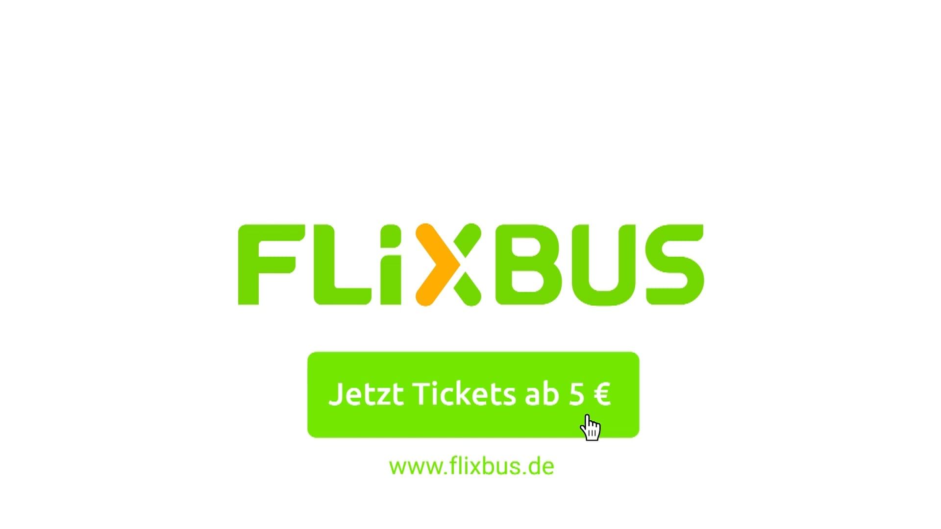 Flixbus TV-Spot