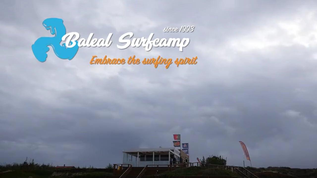 Baleal Surf Camp - Peniche, Portugal - WEEK 14/10/2019