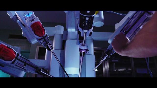 QEII - Robotic Surgery