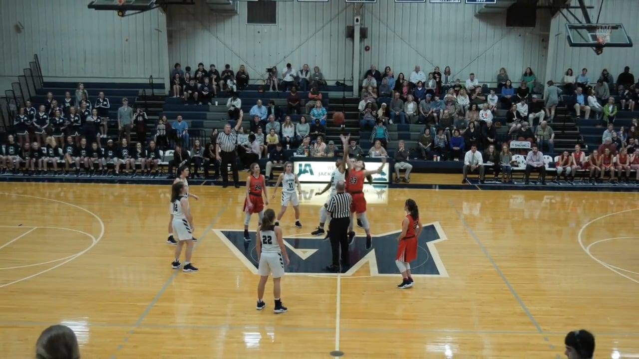 Varsity Girls Basketball-2019-Feb 5-MRA