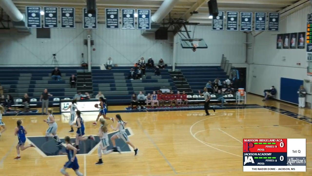 JV Girls Basketball-2019-Feb 8-Parklane