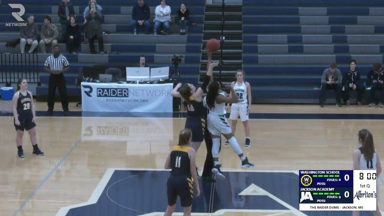 Varsity Girls Basketball-2019-Feb-15-Washington School