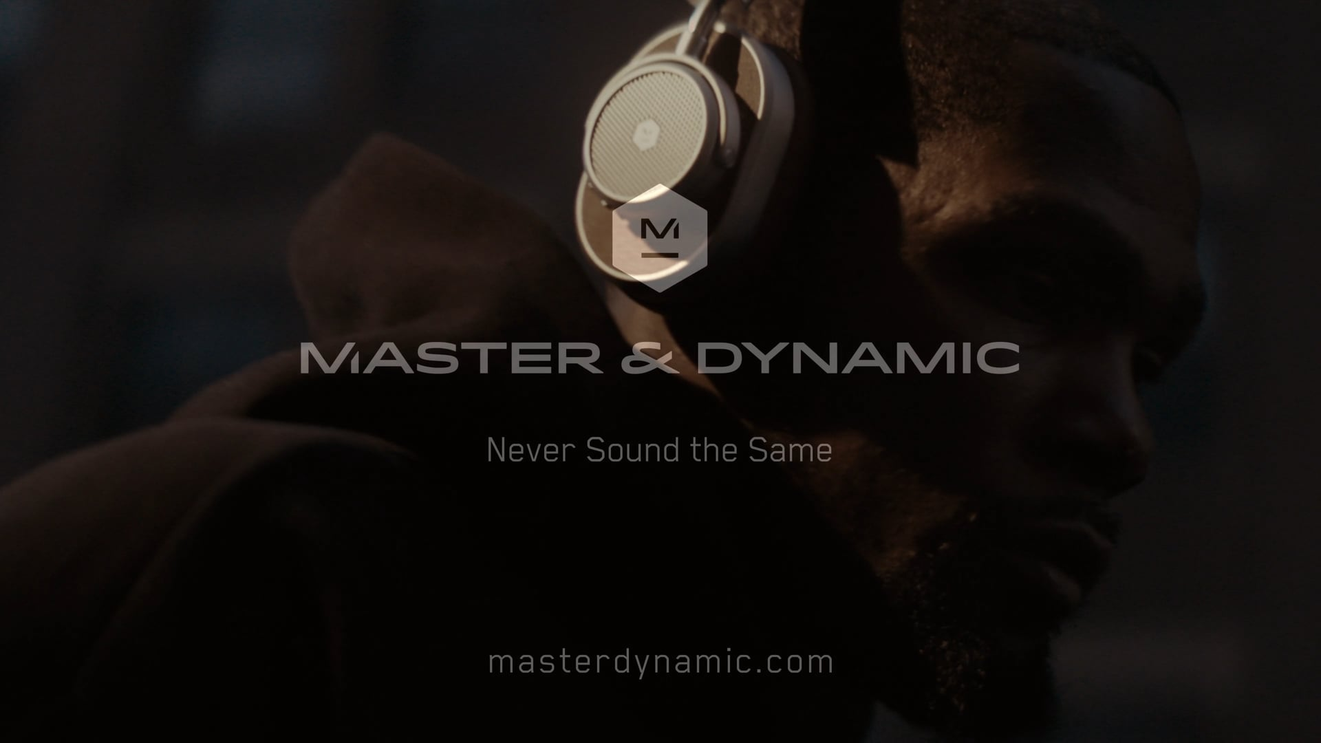 """Master & Dynamic feat. Kevin Durant """"Reinvention"""""""