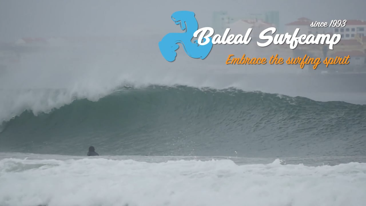 Baleal Surf Camp - Peniche, Portugal - WEEK 28/10/2019