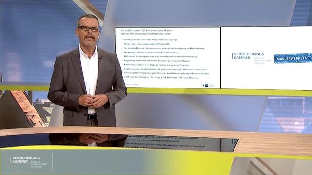 Robert Zimmerer: Vorsorgeberater/in (IHK) Pflege