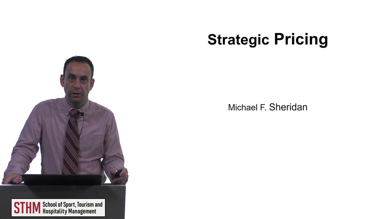 61643Strategic Pricing