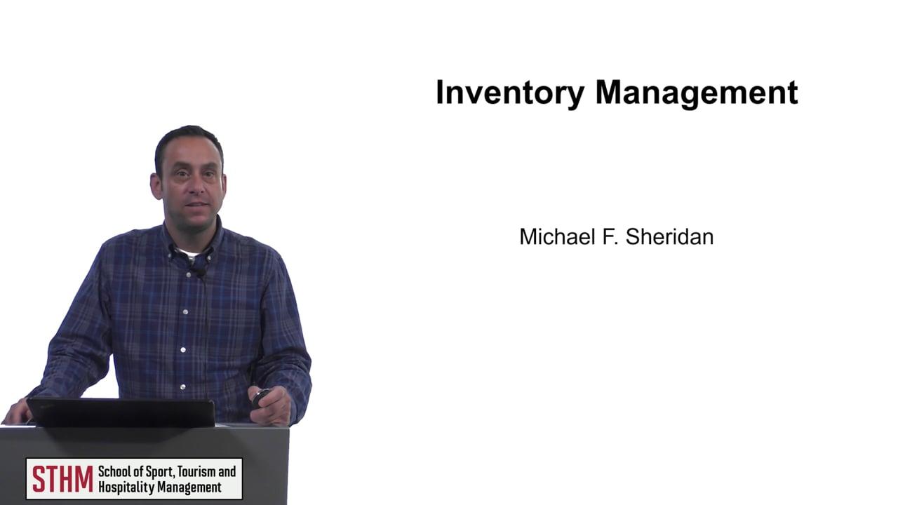 61634Inventory Management